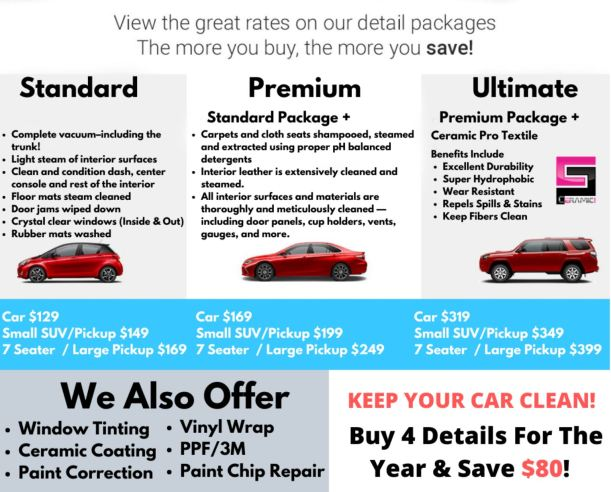 Drip Interior Pricing